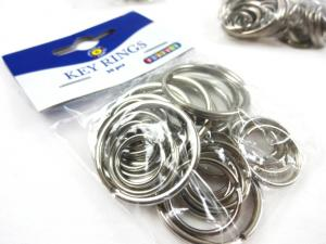 N1006 Key Ring mix (30 pcs)
