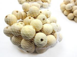 N1008 Wooden Beads 30 mm (50 pcs)