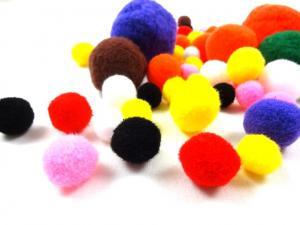 N1015 Pom Pom mix (105 st)