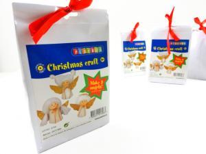 N1019 Christmas Craft Kit - Small Angels