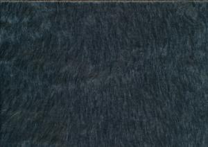 P112 Faux Fur Fabric grey
