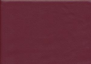 P204 Faux Leather wine red