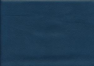 Faux Leather dark blue