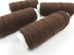 Elastic thread brown (30 meter)