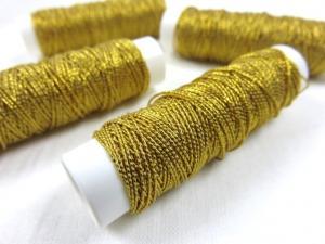 Resårtråd guld (10 meter)