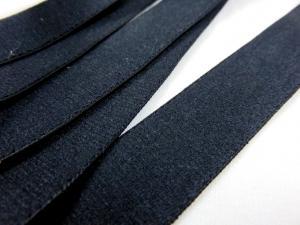 R140 Resår mjuk 20 mm svart