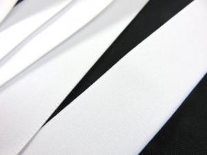 R140 Soft Knit Elastic 30 mm white