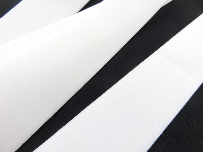 R140 Soft Knit Elastic 40 mm white