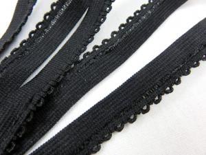 R141 Spetsresår 10 mm svart