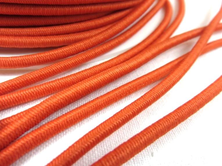 Rundresår orange 3 mm