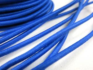 Elastic cord 3 mm royal blue