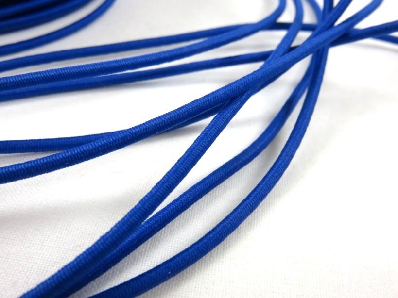 Rundresår royalblå 3 mm