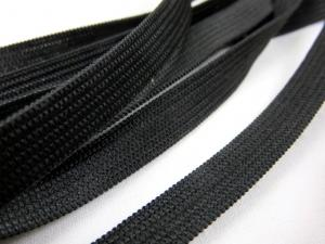 R247 Knit Elastic 10 mm black