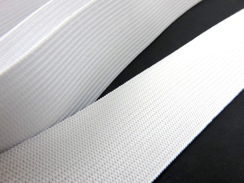 R247 Resår 30 mm vit