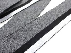 R295 Resår rand 40 mm grå