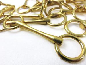 S015 Metalldekoration guld (2:a sort)