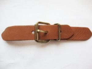 S077 Buckle with Leather (2nd choice)