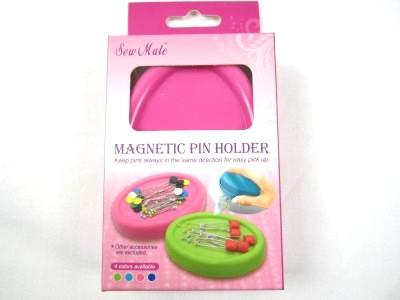 Magnetisk nålkopp rosa