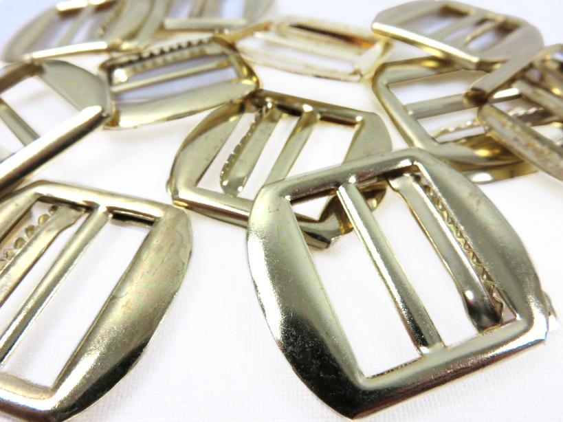 Spänne 20 mm guld (2:a sort)