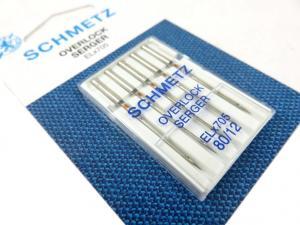 S148 Overlock Needles ELx705 Size 80 (5 pcs)