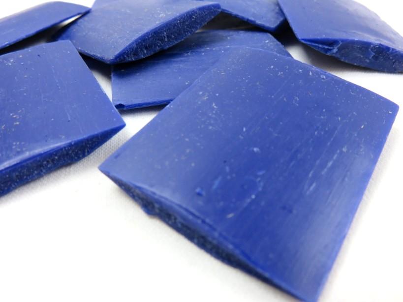 Wax Crayon blue