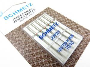 S192 Jersey Machine Needles Size 70 (5 pcs)