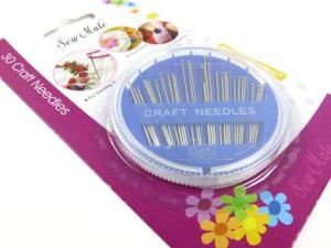 S195 Hand Sewing Needles (30 pcs)