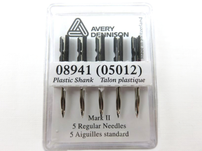 Avery Needles for Tagging Gun