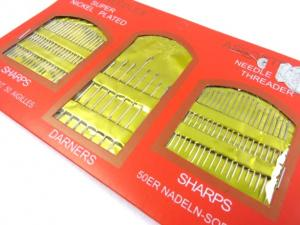 S226 Hand Sewing Needles (50 pcs)