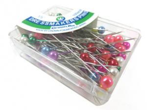 S239 Plastic Head Pins multi