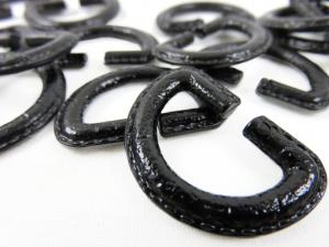 S362 D-ring Plastic 20 mm black