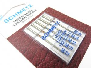 S372 Leather Machine Needles Assorted (5 pcs)