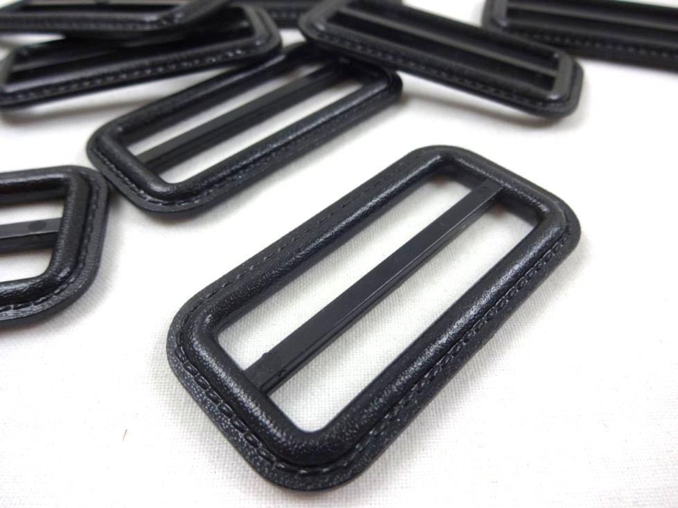 S379 Buckle Slider 50 mm black