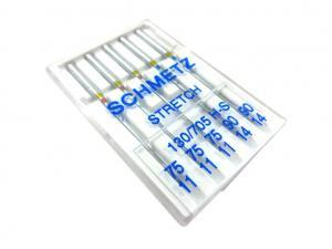 S403 Symaskinsnålar stretch sorterade (5 st/fp)