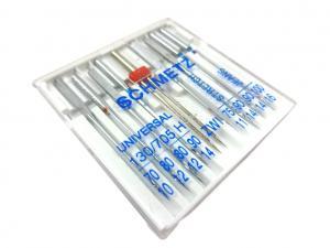 S404 Symaskinsnålar kombibox (9 st/fp)