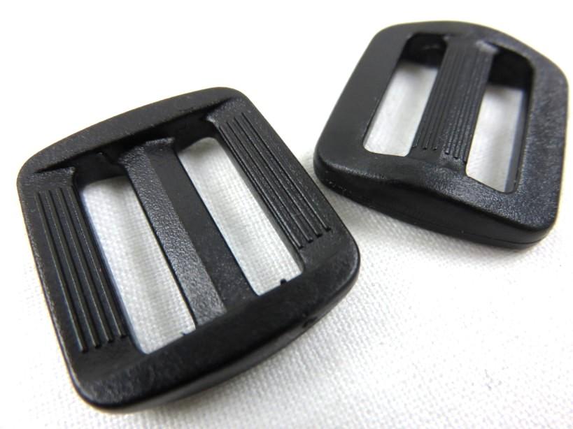 Spännare 20 mm svart