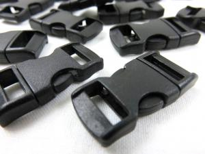 Side Release buckle 10 mm black