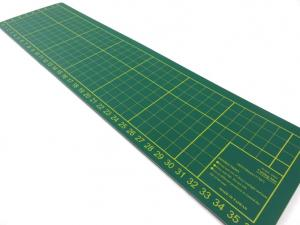 Cutting Mat 38 x 10 cm green