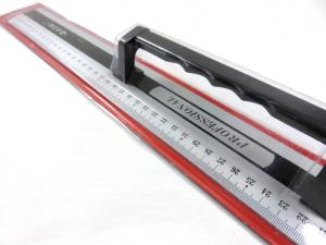 Cutting Ruler with Grip Handle 60 cm