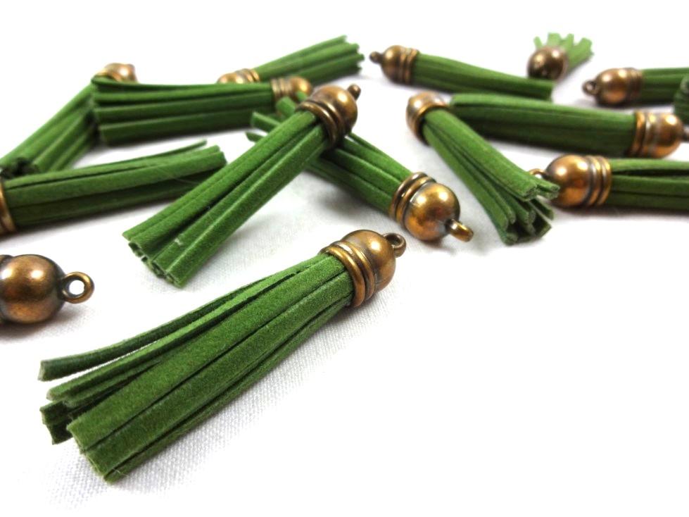 S479 Tofs grön