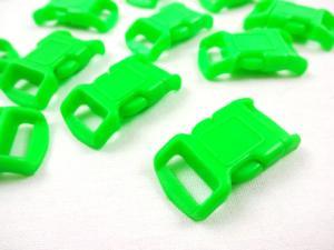 Klickspänne 10 mm grön