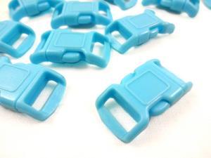 Klickspänne 10 mm blå