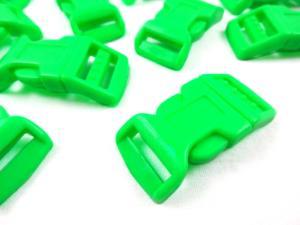 Klickspänne 17 mm grön