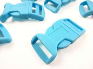 Klickspänne 20 mm blå