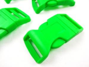 Klickspänne 25 mm grön