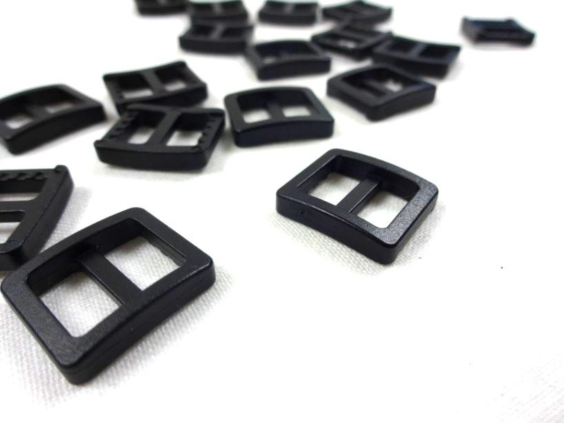 Spännare 10 mm svart