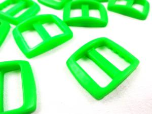 Spännare 17 mm grön
