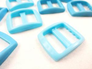 Spännare 17 mm blå