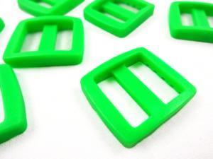 Spännare 20 mm grön