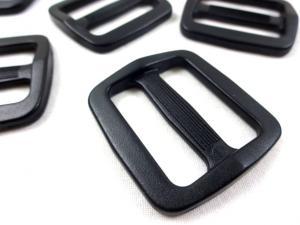 Plastic tri glide 30 mm black